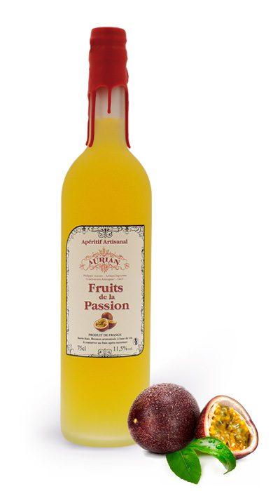 Passion Fruit Appetizer